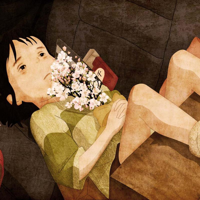 Chihiro wake up